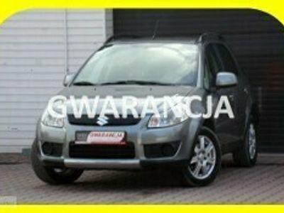 używany Suzuki SX4 I Klimatyzacja /Gwarancja / 2007 / 1,6 / 107KM / 4x4