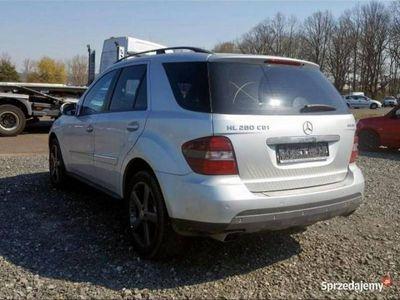 używany Mercedes ML280 ML 280 -BenzCDI 3.0 V6 190 KM Edition 10 2008 W164 (2005-)
