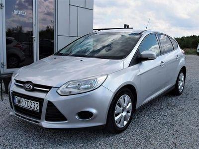 używany Ford Focus 1.6dm 115KM 2012r. 118 000km