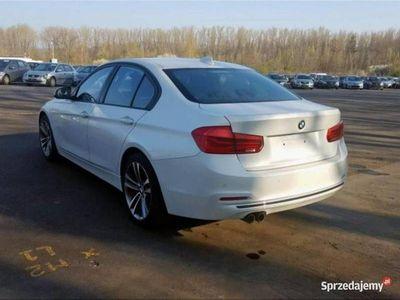 używany BMW 325 325 Seria 3 d 2.0 Sport Line 224 KM, F30, automat, 2016 F30 (2012-)