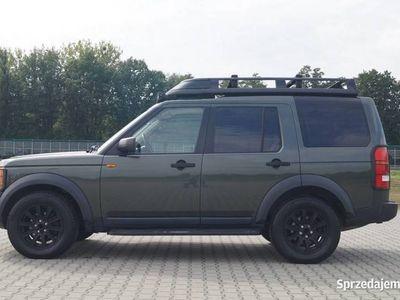 używany Land Rover Discovery 2.7dm 190KM 2007r. 342 000km
