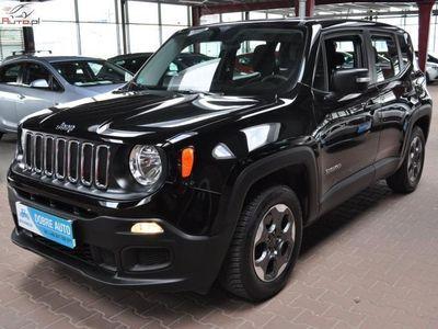 używany Jeep Renegade 1.6dm3 110KM 2017r. 70 000km 1.6 E - TorQ Sport FWD, FV 23%
