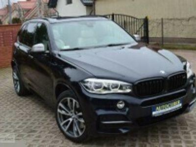 używany BMW X5 M M50d 381 KM Full Salon Polska I wł Bezwypadkowy