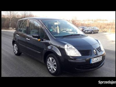 używany Renault Modus 1.2 16V 75KM Serwis ASO Rok Gwarancji