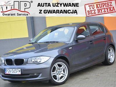 brugt BMW 118 seria 1 1.9dm3 143KM 2007r. 220 000km d 2,0 diesel 143 PS Koszt Rej. 256 zł 12 M czna GWARANCJA