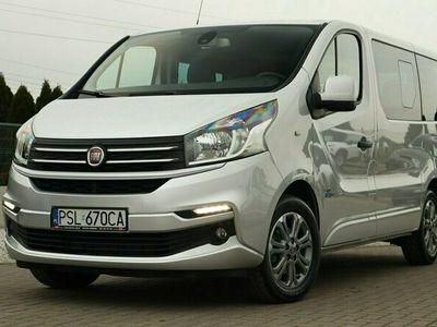 używany Fiat Talento 2dm 145KM 2019r. 18 000km