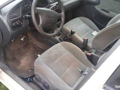 używany Chevrolet Lanos na czesci