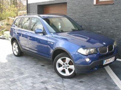 używany BMW X3 I (E83) 2.0d X-Drive 4x4 150 Ps 1 rej. 4/2008