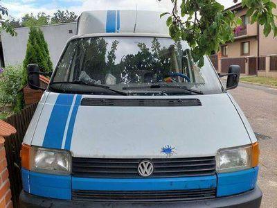 używany VW Transporter T4 z PAKA 6 OSOBOWY