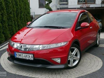 używany Honda Civic 1.8dm 140KM 2008r. 134 000km
