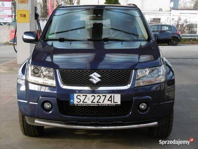 używany Suzuki Grand Vitara 2dm 140KM 2007r. 124 000km