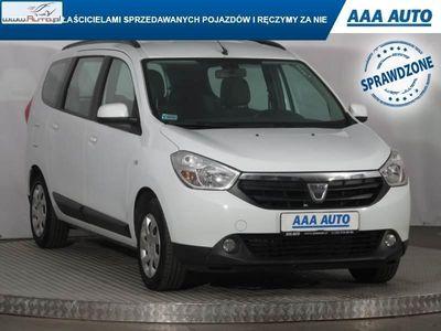 używany Dacia Lodgy 1.1 2013r.