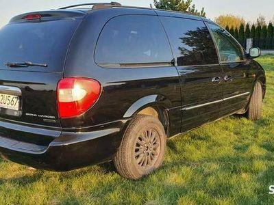 używany Chrysler Grand Voyager 4x4 (AWD) 3.3 lpg