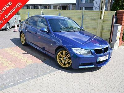 używany BMW 216 320 2dm 150KM 2005r.000km