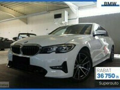 używany BMW 320 SERIA 3 320 2.0 d xDrive (190KM) | SPORT LINE | + Live Cockpit + Asystent
