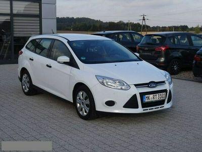 używany Ford Focus 1.0 Ecoboost 100KM Klima Serwis Bezwypadkowy Opłacony Mk3 (2010-)