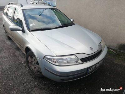 używany Renault Laguna II 1,9 dci, 2002r, sprzedam w całości