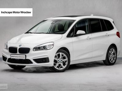 used BMW 218 Gran Tourer Inny 2dm3 150KM 2015r. 119 990km d | Szklany dach elektryczny | Adaptacyjne LED |