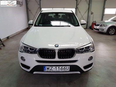 brugt BMW X3 F25