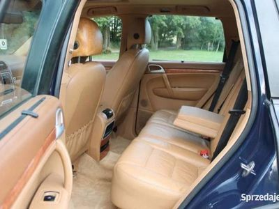 używany Porsche Cayenne Salon PL/DE Silnik po remoncie ASO LELEK