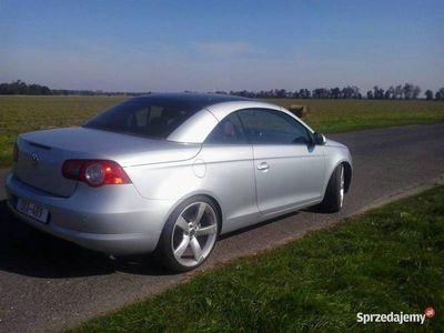 używany VW Eos 2.0 tdi zarejestrowany zamiana na terenowy