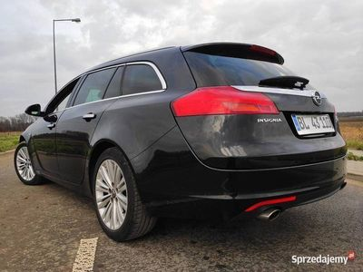 używany Opel Insignia 2.0 TurboBenzyna 220KM/Xenon/Mocna i Elegancka