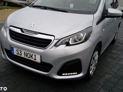 używany Peugeot 108