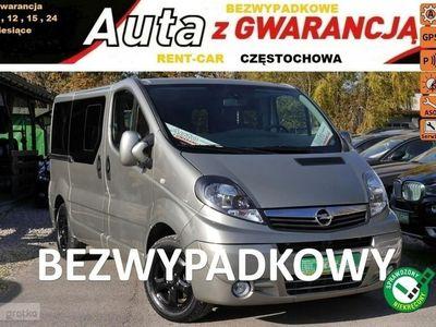 używany Opel Vivaro Bezwypadkowy 4-osób Serwis GWARANCJA24