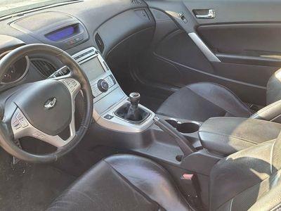 używany Hyundai Coupé Genesis3.8 V6 jak: Mustang 370z