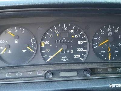 używany Mercedes 190 W201 AMG