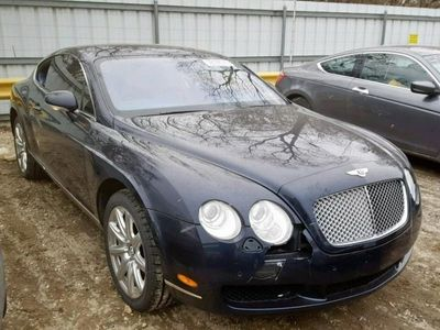 używany Bentley Continental 6dm 560KM 2005r. 110 000km