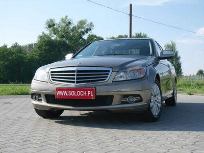 używany Mercedes C200 1.8dm 184KM 2008r. 115 000km