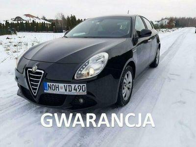 używany Alfa Romeo Giulietta zadbana, DNA, bezwypadkowa, GWARANCJA