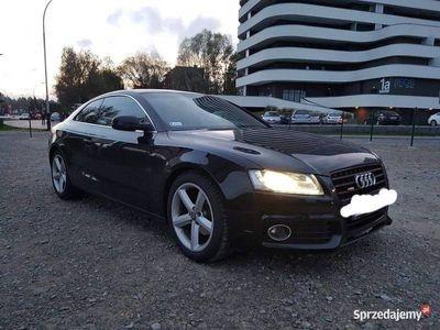 używany Audi A5 Sportback 2.0 tdi 170KM 2011 s line