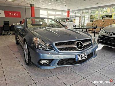 używany Mercedes SL550 5.5dm 388KM 2010r. 50 160km