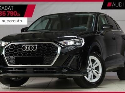 używany Audi Q3 II 1.5 35TFSI (150KM) SPORTBACK S-Tronic | Comfort + Technology