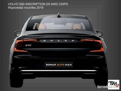 używany Volvo S90 2dm 235KM 2019r. 23 825km