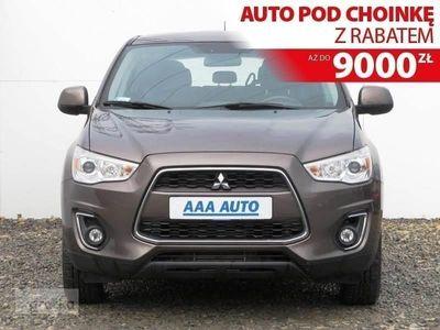 używany Mitsubishi ASX  Salon Polska, 1. Właściciel, Serwis ASO, 4X4, VAT 23%,