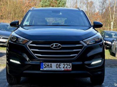 używany Hyundai Tucson 1.6 Benzyna*Bardzo Bogate Wyposażenie*Gwarancja 12 msc*Kredyt/Leasingi II (2015-)