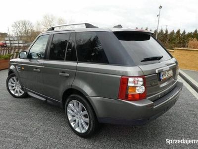 używany Land Rover Range Rover Sport Sport 3.6 TD HSE Skóra Navi