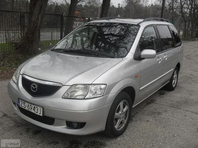 brugt Mazda MPV II 2.0 CDTI zarejestr. klima 6-osobowy GWARANCJA