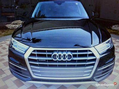 używany Audi Q5 2dm 252KM 2019r. 60 000km