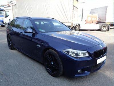 brugt BMW 535 seria 5 3dm3 313KM 2016r. 106 700kmTouring Diesel, Automat, 313 KM, FV 23%, Gwarancja!!