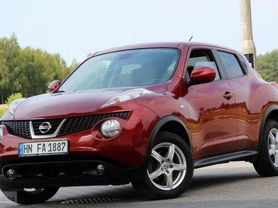 używany Nissan Juke 1.6dm 117KM 2012r. 48 739km