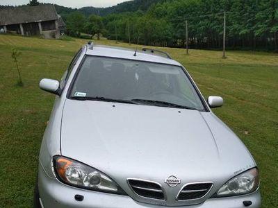 używany Nissan Primera p11 2002r