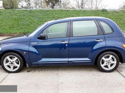 używany Chrysler PT Cruiser 2000 r. 1.9 2000 r. ręczna klima.