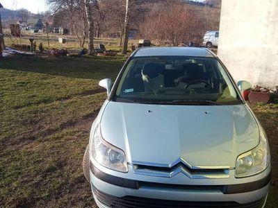 używany Citroën C4 benzyna
