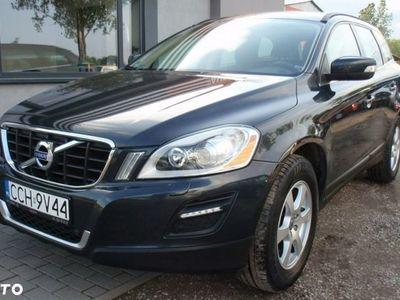 używany Volvo XC60 2.4dm3 245KM 2013r. 118 145km ABS automatyczna klima.