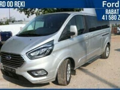 używany Ford Custom T TourneoMCA 185Km Titanium L2 AUTOMAT !! Pakiet Premium !! Ks