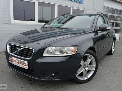 używany Volvo V50 1.6dm3 110KM 2010r. 203 000km 1.6 DRIVe. Serwis. Bezwypadkowy. Klimatronik. Zarejestrowany